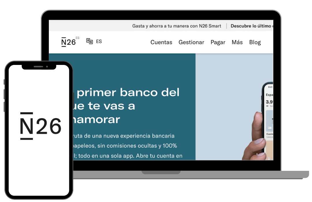 n26 fintech sin comsiones