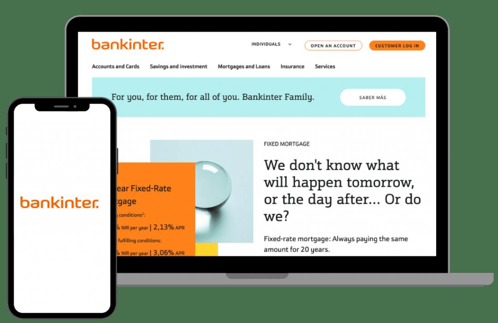 bancos sin comisiones bankinter