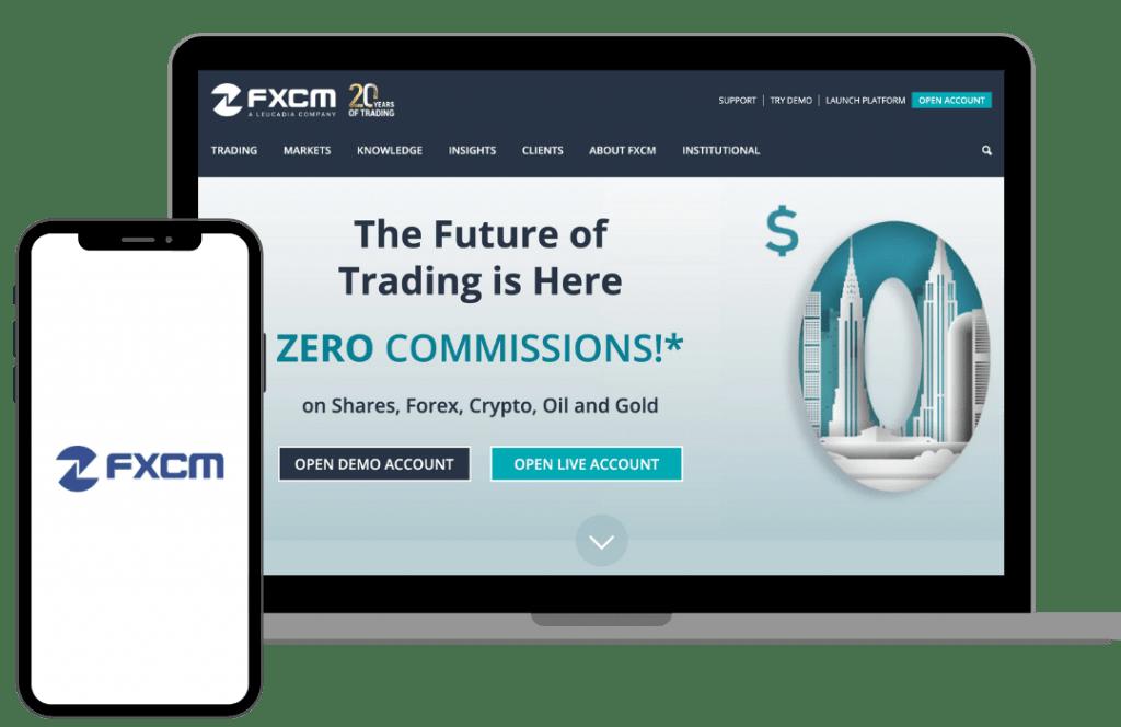 fxcm opiniones: es el mejor broker online?